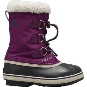 Sorel Yoot Pac Nylon Boots Ungdom Wild Iris/Dark